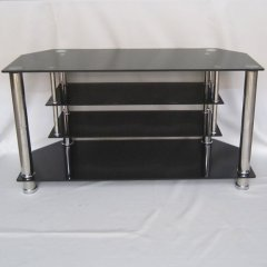 Glass tv stand TV802